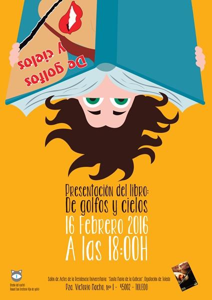 presentación libro cartel A4